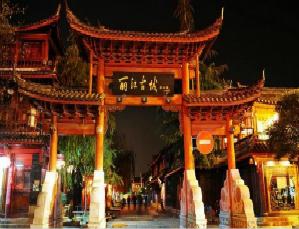 安徽歙县城区提升路灯照明得民心