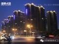 邯郸美的城楼体亮化照明工程|河北盛景光电