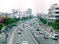 盐城市开放大道路灯亮化工程(盐城大桥——南新河桥) (617播放)