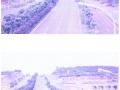 湖北荆门漳河大道路灯安装工程 (9)